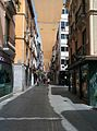 Commercial street in Granada, Spain.jpg