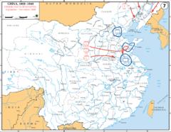 Communist Offensives September through November 1948