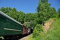Commuter train of Circum-Baikal Railway, TEM2-5419 (31462541703).jpg