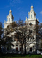 Company Gardens. Great Synagogue seen from Paddocks.jpg