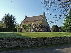 Compton Pauncefoot - Manor House