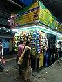 Concession store at Borivali railway station in Mumbai,. Maharashtra, India.jpg
