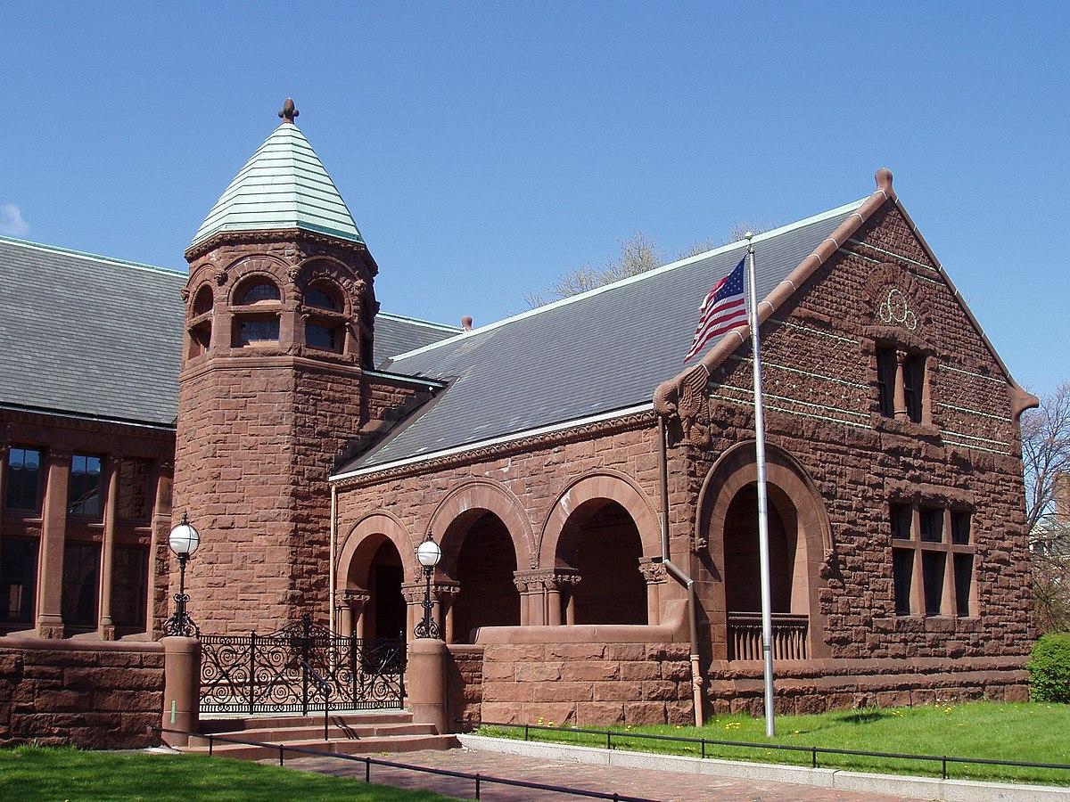 Converse Memorial Library - Wikipedia
