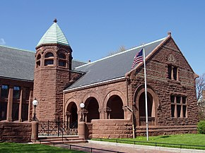 Converse Memorial Library (Malden, MA) - angle view.JPG