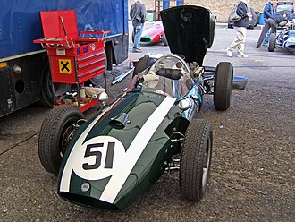 Cooper T51 - A works Cooper T51