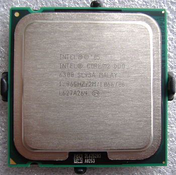 Intel Core 2 Duo - an example of an x86-compat...
