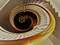 Corinthian Y.C.'s 1895 continuous spiral staircase. Marblehead, MA.jpg