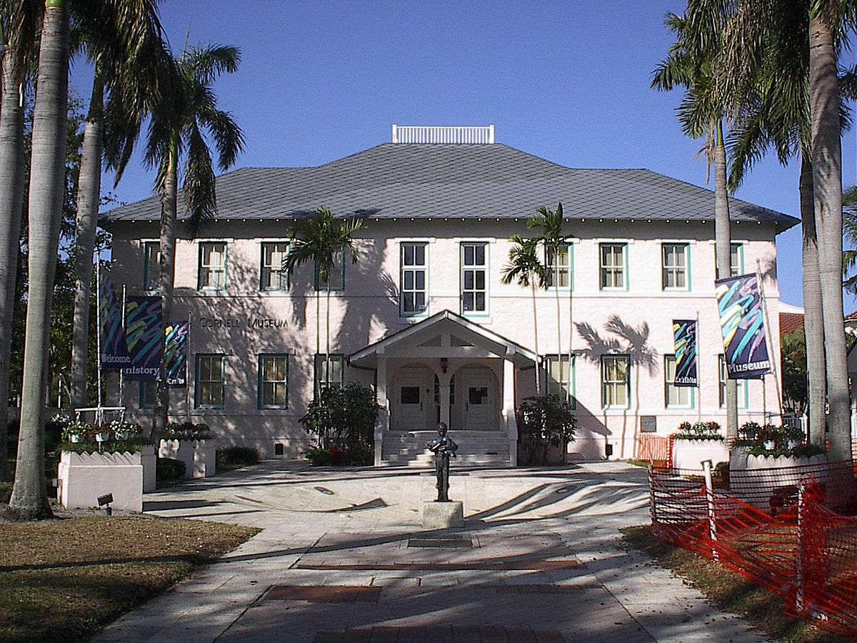 Cornell Art Museum Delray Beach