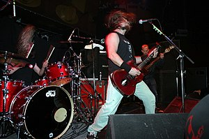 Corrosion of Conformity - Corrosion of Conformity performing live at Reds, Edmonton in 2005