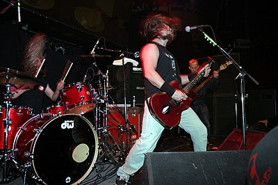 Picture of a band or musician: Corrosion Of Conformity