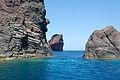Corsica La Scandola Punta Palazzu Rhyolith.jpg