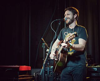 Cory Branan American musician