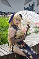 Cosplayer of Jin-Lian at FF34 20190728a.jpg