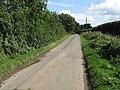 Country lane near Marley Hall - geograph.org.uk - 948551.jpg
