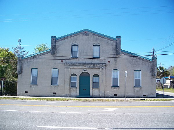 Buildings And Structures In Gainesville Florida