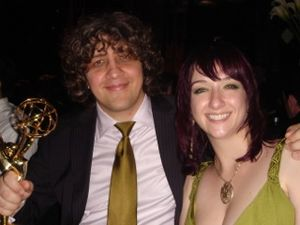 Lauren Faust - Craig McCracken and Lauren Faust