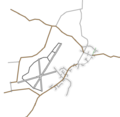 Cranfield Bedfordshire Map.png
