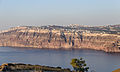 Crater rim - seen from cape Akrotiri - Santorini - Greece - 01.jpg