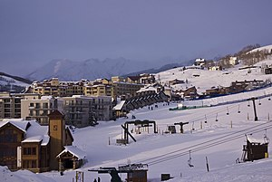 Crested Butte, Colorado - Crested Butte Mountain Resort