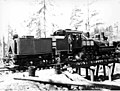 Crew with locomotive, Coats-Fordney Lumber Company, near Aberdeen, ca 1920 (KINSEY 1880).jpeg