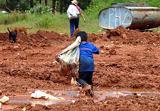 Child labor in Brazil