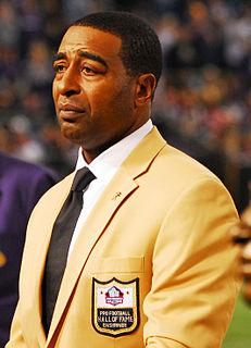 Cris Carter American football wide receiver