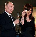Cristina Fernández y Vladimir Putin en Argentina.jpg