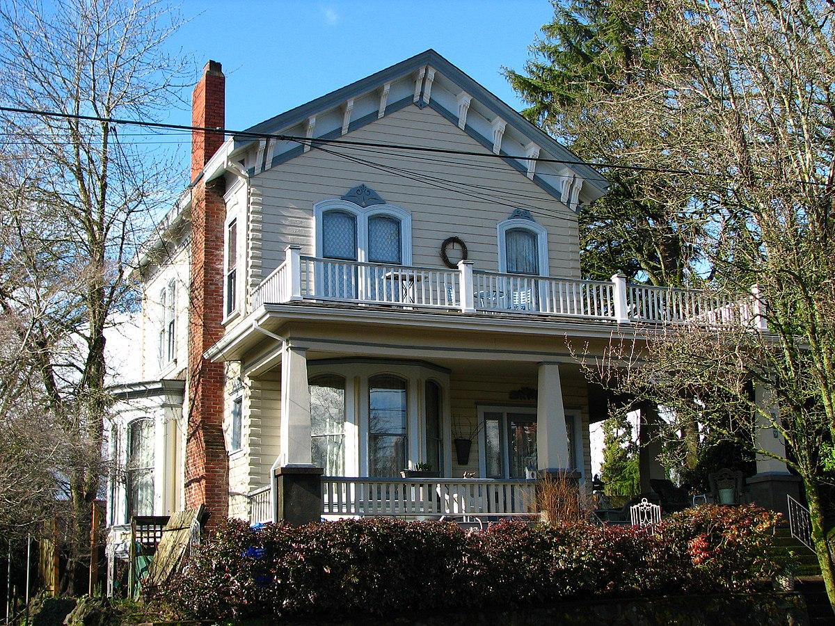 Harvey Cross House