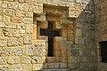 Cross in Wall - panoramio.jpg