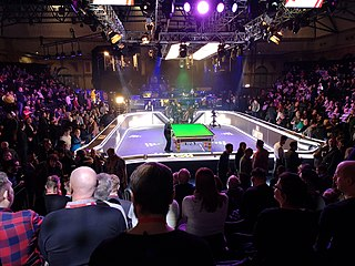 2020 Masters (snooker) Professional non-ranking snooker tournament, Jan 2020