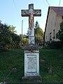 Crucifix Listed ID -3303. - Malom Street, Simontornya.JPG