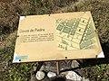 Cuadro de referencia de 'Clavos de piedra' en el camino en Incallajta.jpg