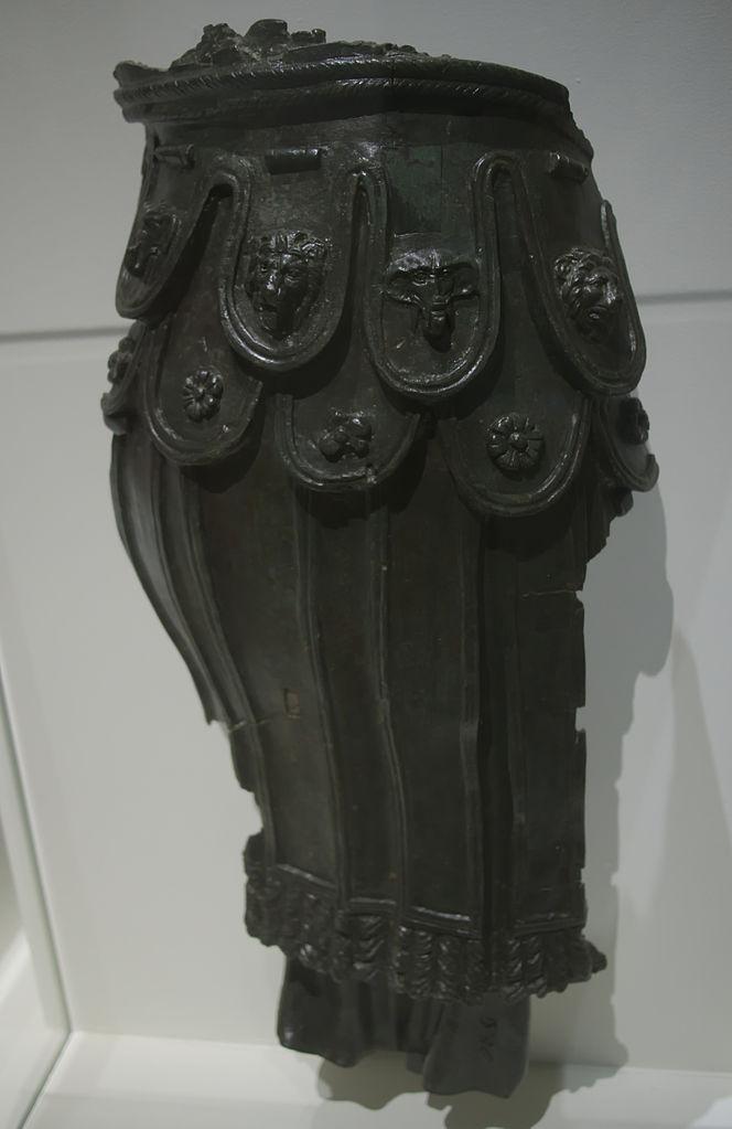 File cuirasse de troph e maison de flavius germanus - Description d une maison marocaine ...