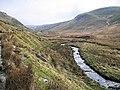 Cwm Groes Fawr and Gopa Uchaf - geograph.org.uk - 1803706.jpg
