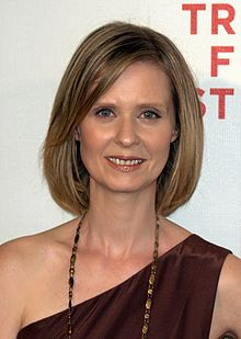 Cynthia Nixon at the 2009 Tribeca Film Festival.jpg
