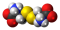 Cystine zwitterion 3D spacefill.png