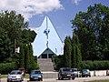 Czerwonak - kościół Niepokalanego Serca NMP - panoramio.jpg