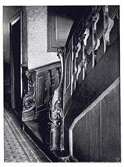 treppe detail