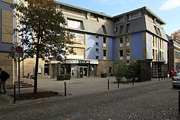 Düsseldorf - Schulstraße - Filmmuseum 04 ies