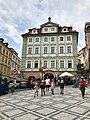 Dům U Zlaté Hvězdy, Hradčany, Praha, Hlavní Město Praha, Česká Republika (48791318432).jpg