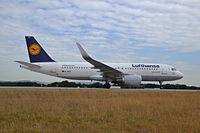 D-AIZS - A320 - Eurowings