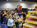 D23 Expo 2011 - Disney fans line up for free cupcakes (6081400550).jpg