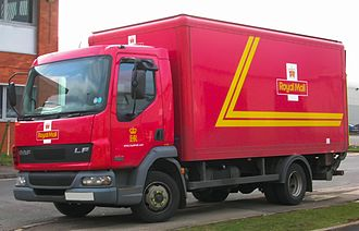 DAF LF - Image: DAF LF 2005