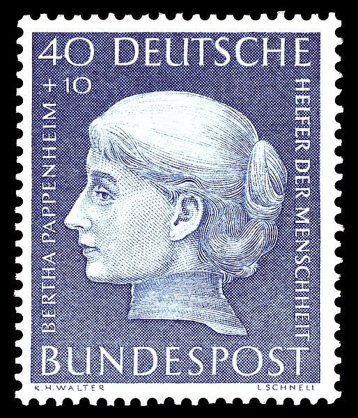 Anna O. Bertha Pappenheim