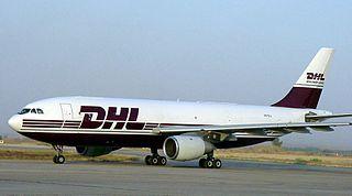 2003 Baghdad DHL attempted shootdown incident Attempted shootdown of DHL cargo airliner near Baghdad International Airport