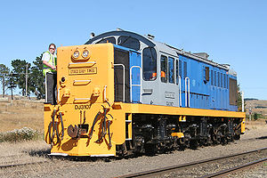 DJ3107 on Taieri Gorge Railway 2.jpg