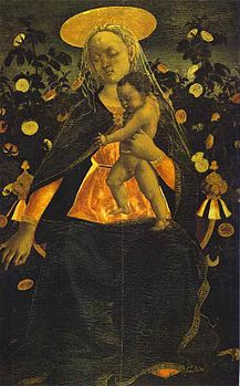 DOMENICO VENEZIANO - Virgein and child.jpg