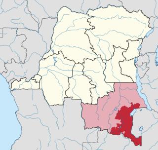 Haut-Katanga District