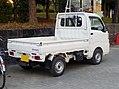 Daihatsu HIJET TRUCK High-Roof (EBD-S500P) rear.jpg