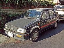 1985–1987 daihatsu charade cx 5-door (australia)